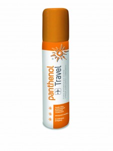 Panthenol Travel Spray 90 ml