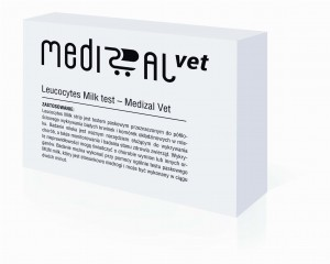 Leucocytes Milk Test- Medizal Vet